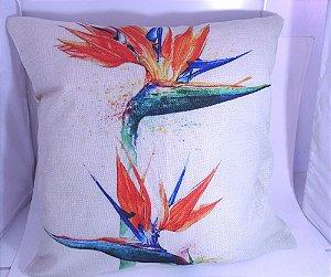 Capa de almofada flor 2