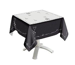 Toalha de mesa quadrada Mickey