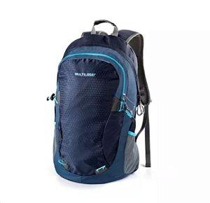 Mochila fit azul BO402