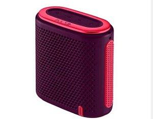 Caixa de som Pulse Mini Bluetooth Roxo