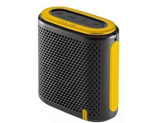 Caixa de som Pulse Mini Bluetooth Amarela