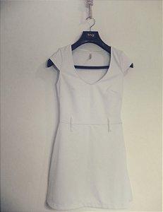 Vestido Lança Perfume - Branco