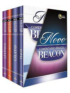 NOVO COMENTÁRIO BÍBLICO BEACON — 4 VOLUMES