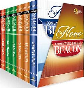 NOVO COMENTÁRIO BÍBLICO BEACON — 6 VOLUMES