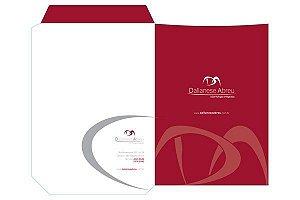 Envelopes Personalizados (Saco/ Meio Saco/Oficio/Janela/Carta) - IMPRESSÃO TOTAL OFFSET