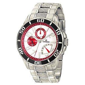Relógio Champion Prata Masculino CA30909Q