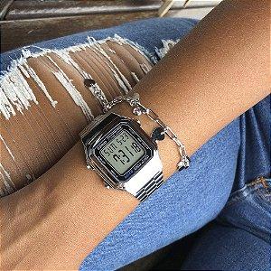 Relógio Masculino Casio Digital Esportivo A178WA-1ADF