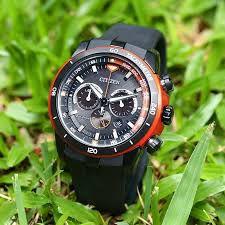 Relógio Masculino Citizen Eco-Drive Cronograph TZ30786J