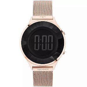 Relógio Feminino Digital Technos Rosê Modelo BJ3851AF4P