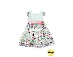 Vestido Jardim Encantado - Infantil