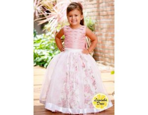 Vestido para Florista - Infantil