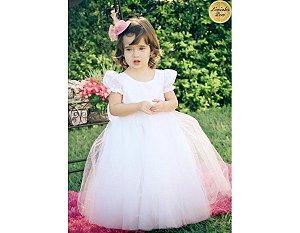 Vestido de Batizado - Infantil