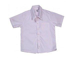 Camisa de Pajem Branca - Infantil