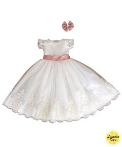 Vestido de Alta Costura - Infantil