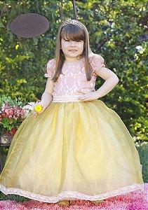Vestido para Damas de Honra - Infantil