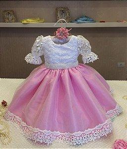 Vestido de Formatura Pré-Escola - Infantil