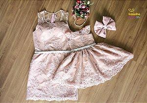 Vestido Rose - Tal Mãe Tal Filha