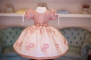 Vestido do Tema Festa Provençal - Infantil