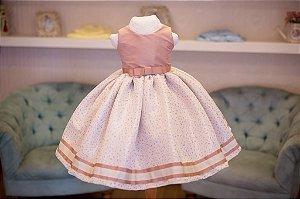 Vestido de Formatura - Infantil