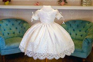 Vestido de Batizado- Infantil