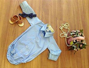 Body Camisa - Infantil