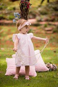 Vestido Rosinha - Infantil