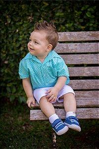 Camisa e Shorts para Menino - Infantil