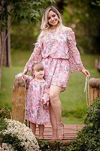 Vestido Tomara que Caia - Mãe e Filha