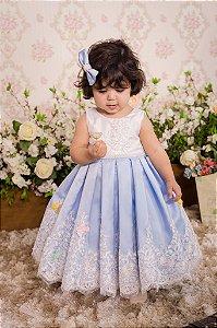 Vestido Chuva de Amor- Infantil