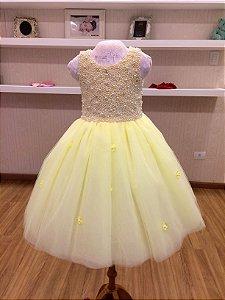 Vestido para Festas de 15 Anos - Infantil