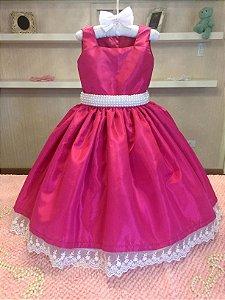 Vestido Pink - Infantil