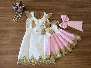 Vestido da Mae igual da Filha - Mãe e FIlha
