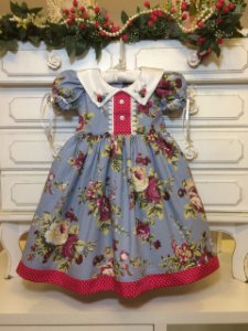 Vestido Fofura da Vovo Amelia - Infantil