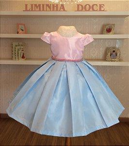 Vestido Galinha Pintadinha Baby-vestidos de temas infantil