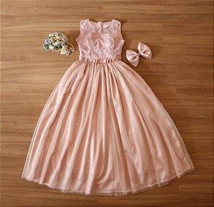 Vestido de Formatura Teen-Vestido de Festa