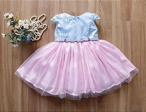Vestido de Festa Jardim Encantado - PROMOÇÕES