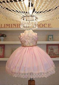 Vestido de Festa Ursas Princesas - PROMOÇÕES
