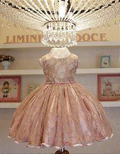 Vestido De Festa Rose - PROMOÇÕES