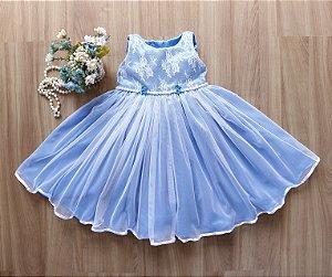 Vestido de Festa  Cinderela   - Vestido de Festa