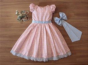 Vestido Chuva de Amor -vestidos De Festa