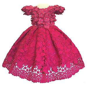 Vestido de festa pink - vestido de festa