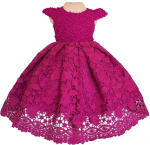 Vestido Formatura Pink  - Infantil