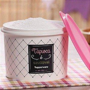 Tupper Caixa Tapioca Bistrô 1,6 litros - Tupperware