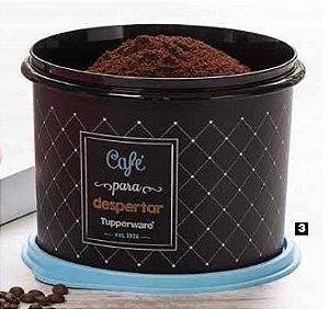 Tupper Caixa Café Bistrô 700g - Tupperware