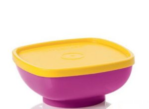 Tigelinha Infantil Rosa 300ml - Tupperware