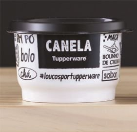 Potinho Canela PB 140ml - Tupperware