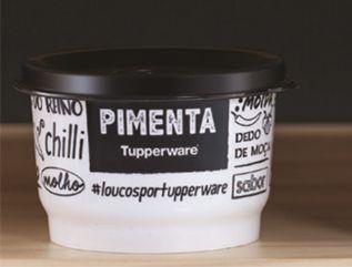 Potinho Pimenta PB 140ml - Tupperware