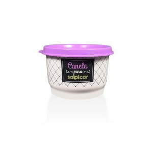 Potinho Canela Bistrô 140ml - Tupperware