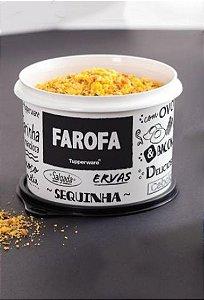 Tupper Caixa Farofa PB 500g - Tupperware
