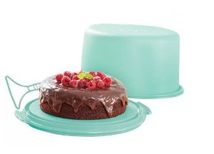 Big Cake Redondo Porta Bolo Mint - Tupperware